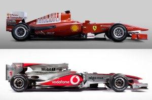 Ferrari&McLaren